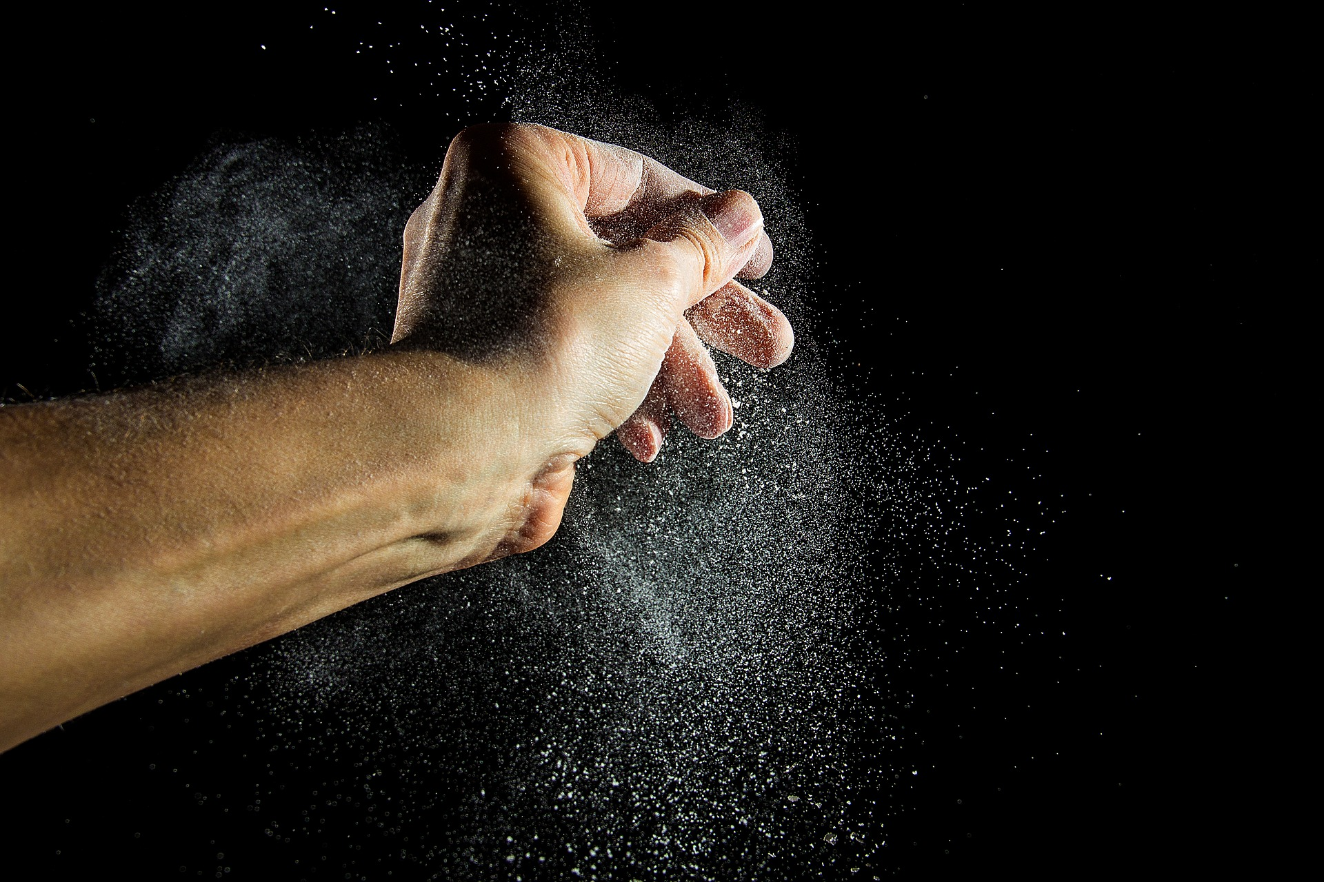 Types of Dust and Fumes in a production facility